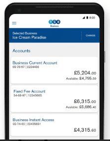 tsb small business account