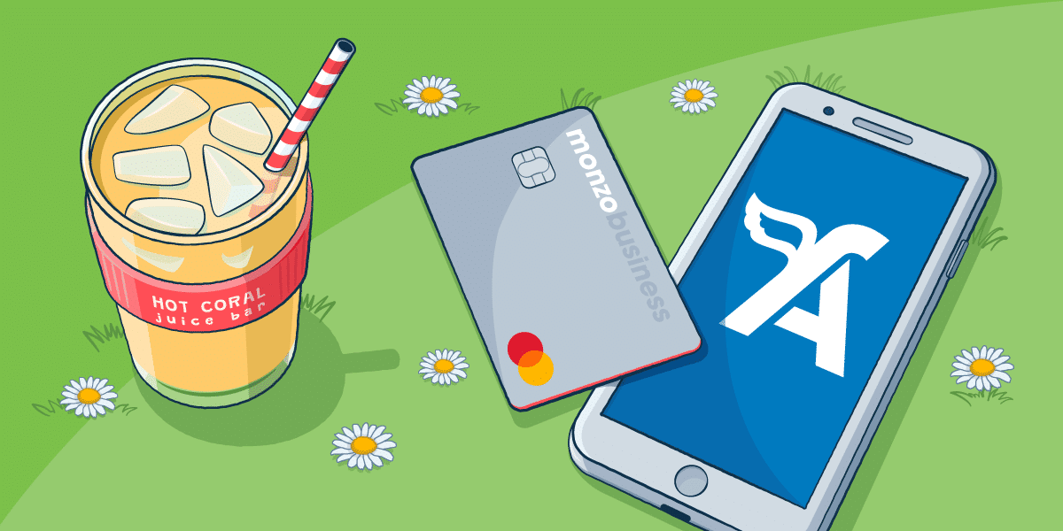 Monzo intergrates with Xero and Free Agent