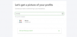 Monzo and Revolut connects to Quickbooks bank feeds
